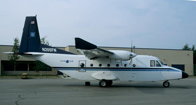 C-212 | N205FN | FBK | 20020530
