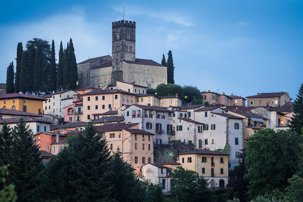 Medieval Town of Barga