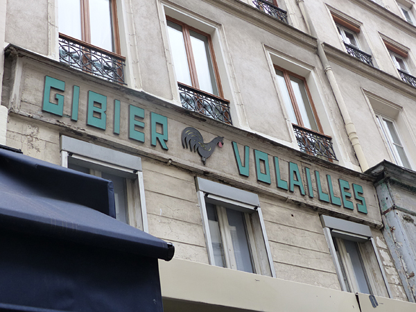 gibier volailles