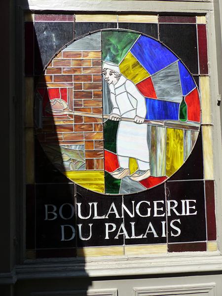 boulangerie du palais