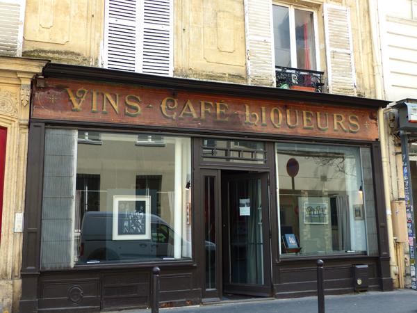 café vins liqueurs