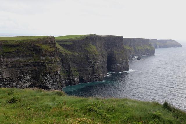 Acantilados de Moher desde Dublín