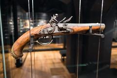 Matchlock pistol