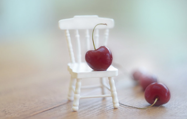 Cherry Chair 🍒🍒 #fruit #crazytuesday