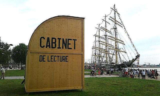 Cabinet lecture Bordeaux