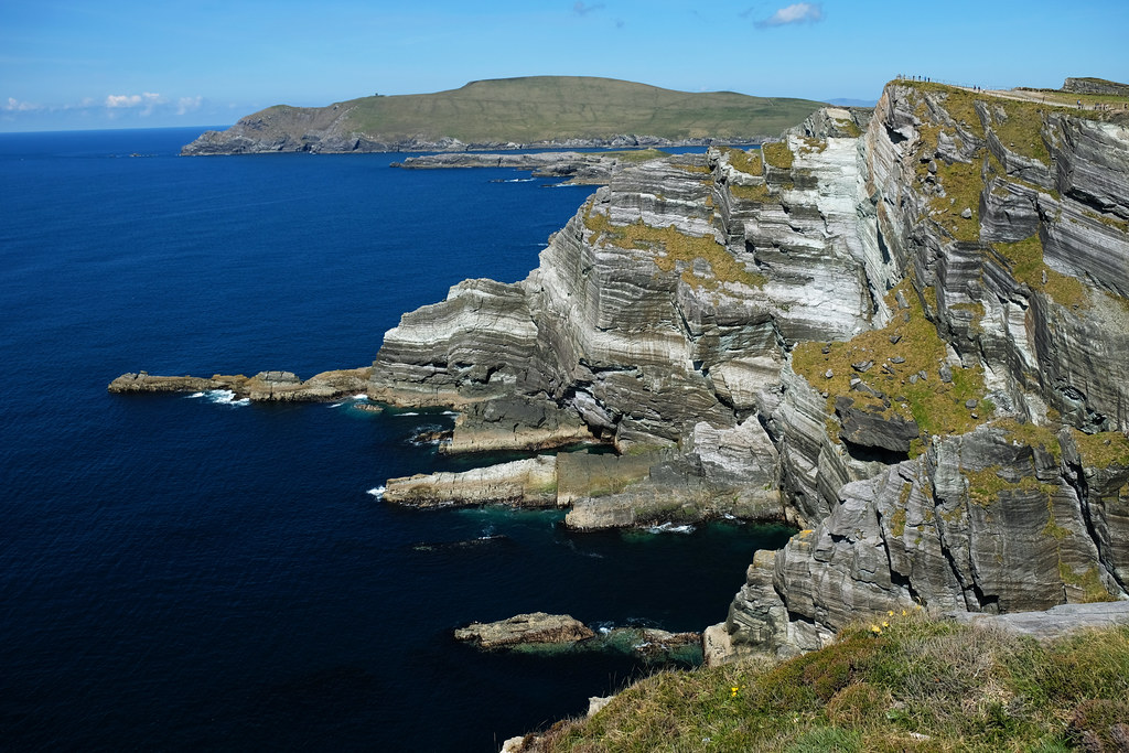 Kerry's Cliffs, Ring of Kerry, Ireland