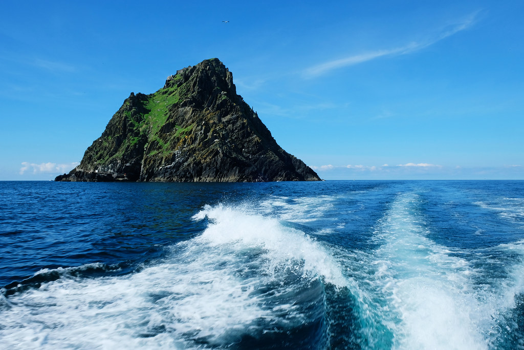 Skellig Michael, Ring of Kerry, Ireland