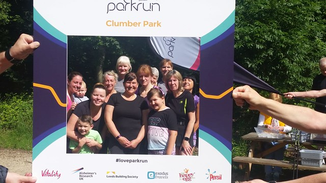 Clumber Park parkrun (Sally)