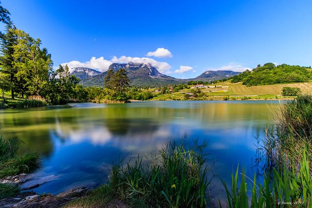 Le Chapeau du Mt Granier (Savoie 05/2019)