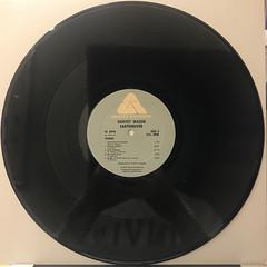 HARVEY MASON:EARTHMOVER(RECORD SIDE-B)