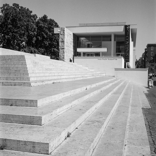 #tlrtuesday no. 111: Museum of the Ara Pacis