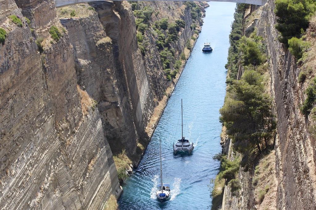 Korintin kanava
