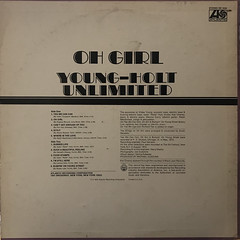 YOUNG-HOLT UNLIMITED:OH GIRL(JACKET B)