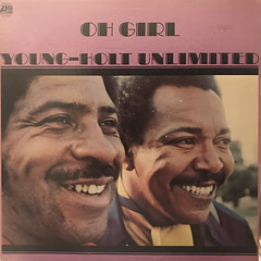 YOUNG-HOLT UNLIMITED:OH GIRL(JACKET A)
