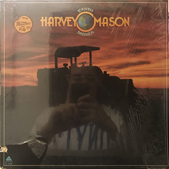 HARVEY MASON:EARTHMOVER(JACKET A)