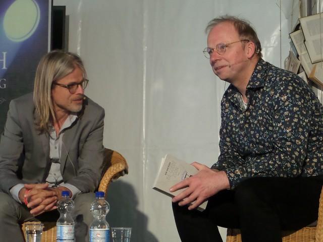 Rob van Essen en Coen Peppelenbos