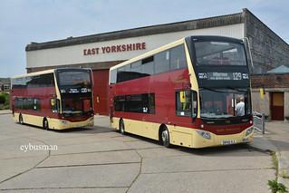 Go Ahead East Yorkshire 798, 815.