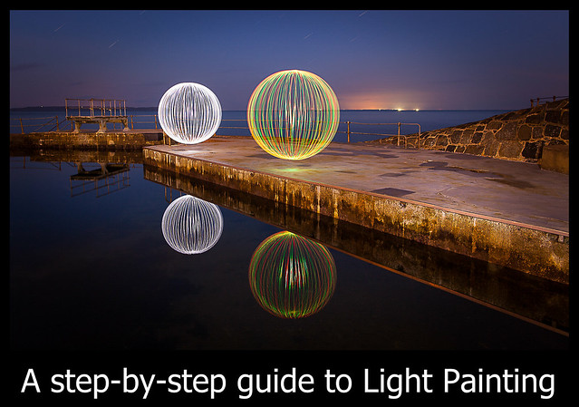 Light Painting - The Ebook