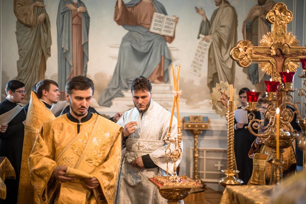 22-23 июня 2019, Неделя 1-я по Пятидесятнице, Всех святых / 22-23 June 2019, 1st Sunday after Pentecost. Sunday of All Saints