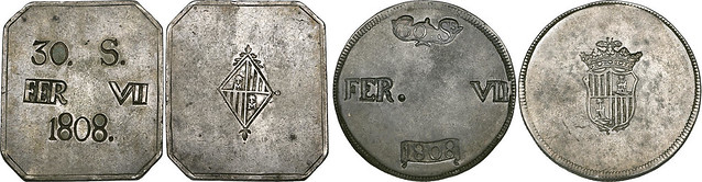 Spanish Silver and Copper Issues