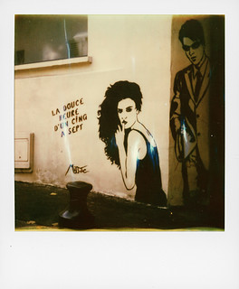 Miss Tic (Butte aux Cailles, Paris) | by @necDOT