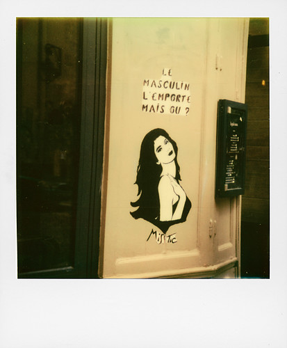 Miss Tic (Butte aux Cailles, Paris)