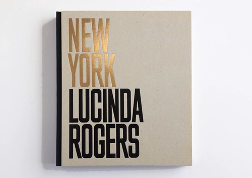 New York Lucinda Rogers cover