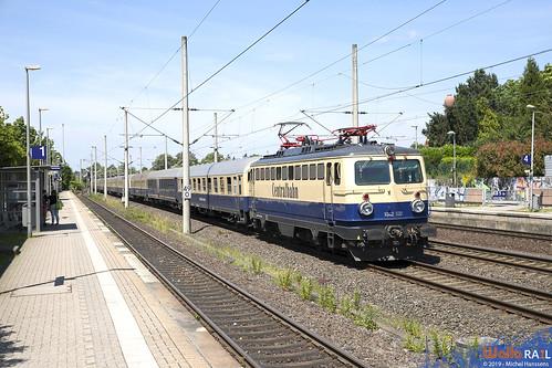 1042 520 . Centralbahn . Langerwehe . 23.06.19.