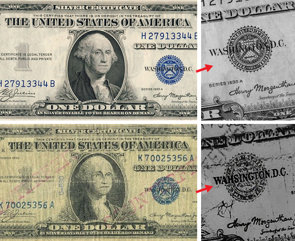 Mr 880 counterfeit comparison