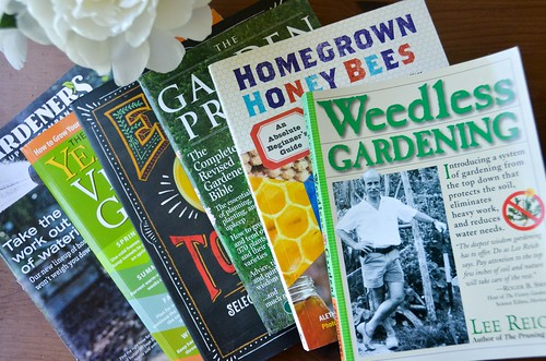 Gardening Book Acquisition