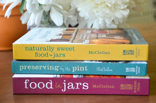 My Favorite Canning Books
