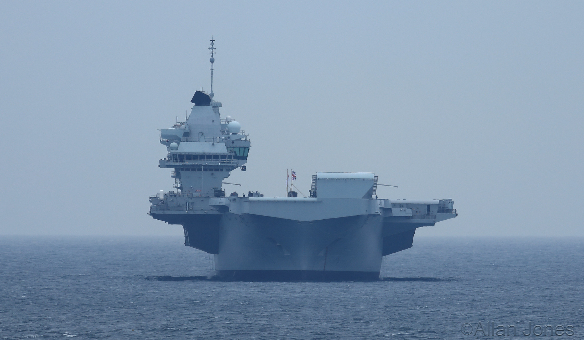 Aircraft Carrier (HMS Queen Elizabeth & HMS Prince of Wales) - Page 31 48113840412_5597d0c373_k