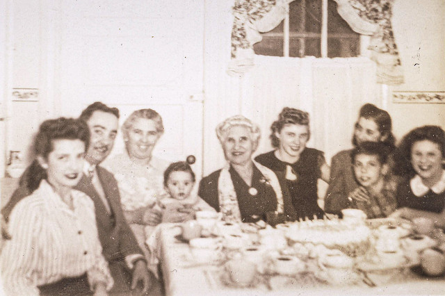 Birthday Party in the Bronx, 1948
