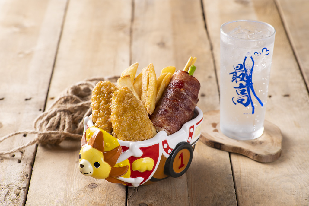 Mysterious One Piece Snacks Combo