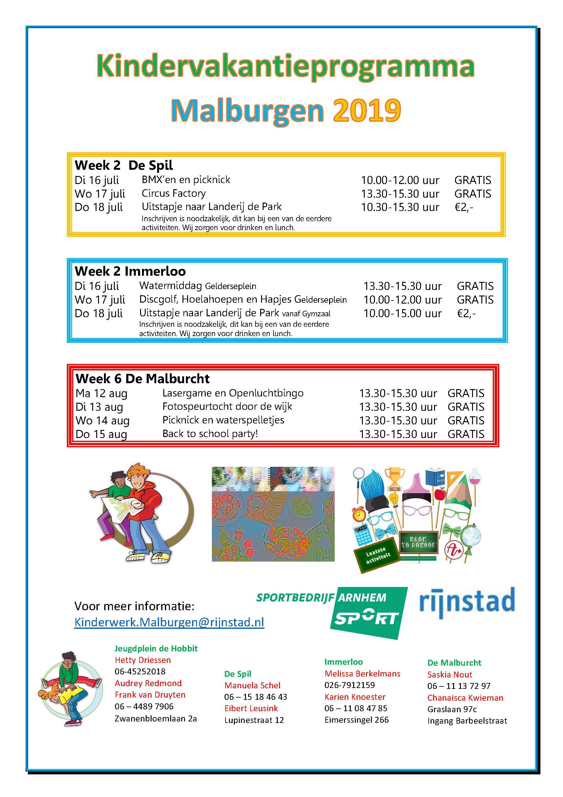 Rijnstad & Sportbedrijf