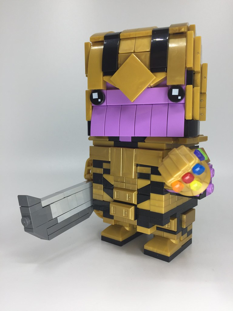 Brickheadz: Warrior Thanos