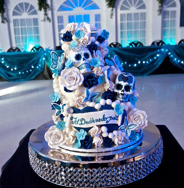 Cake by Whimsical Cake Studio