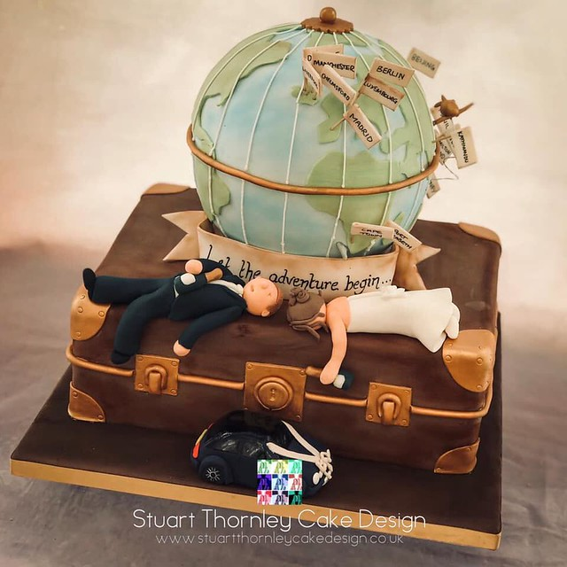 Cake by Stuart Thornley Cake Design