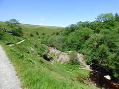 Ingleton Waterfalls Trail - heading to Thornton Force (3)