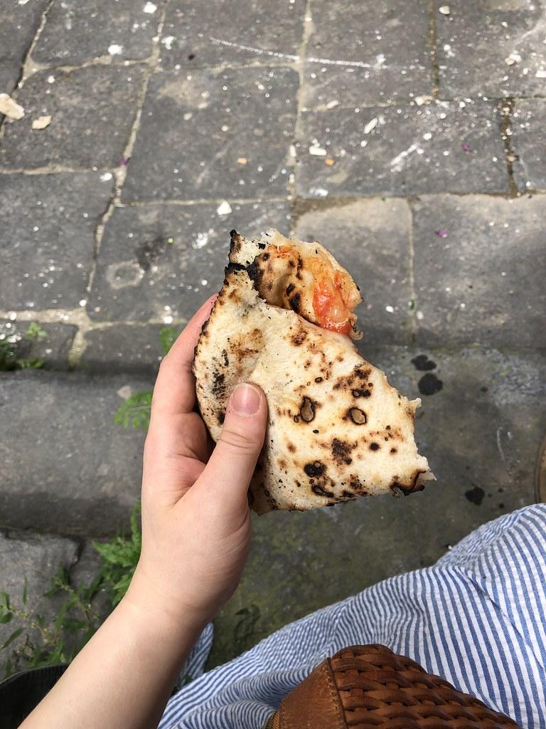 Napolin paras pizzeria L'Antica Pizzeria da Michele