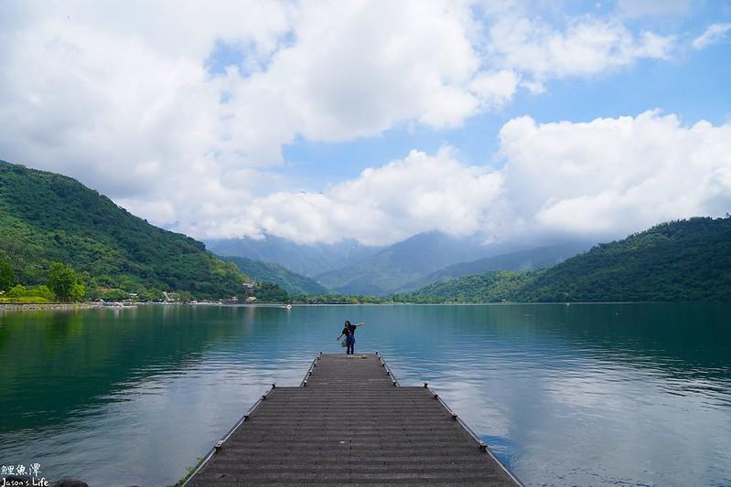 【花蓮壽豐|景點】鯉魚潭風景遊憩區。媲美國外湖光山色,極力推薦到此一遊拍照打卡
