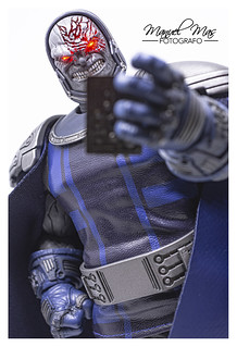 Mezco ONE:12 - Darkseid | by manumasfotografo