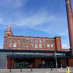 Tulketh Mill at Preston