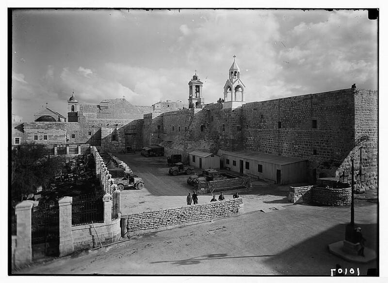Bethlehem-church-of-nativity-1939-mpc-04144v