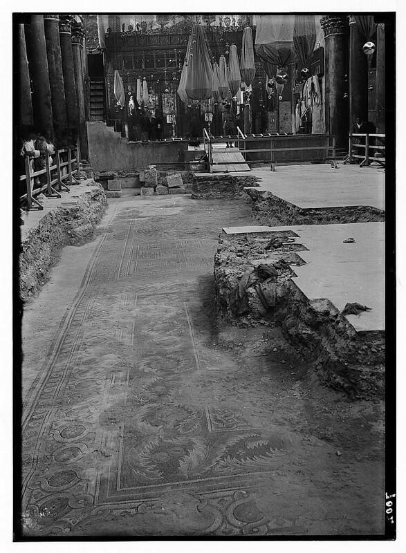 Bethlehem-church-of-nativity-mosaic-1934-mpc-03168v