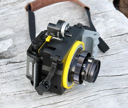 Cameradactyl Homunculus MP 100