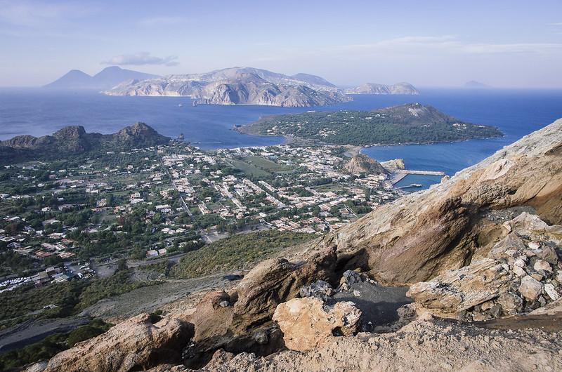 Vulcano - Îles éoliennes - Sicile