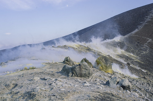 Vulcano -  iles eoliennes - Sicile