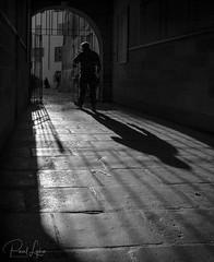 Campo de Fiori  shadows, Rome