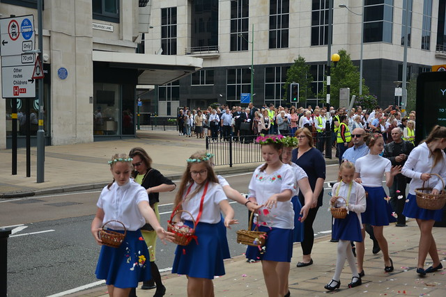 Corpus Christi Procession, Birmingham